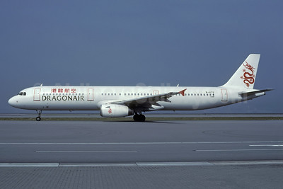 Dragonair Airbus A321-231 B-HTD (msn 993) HKG (Rolf Wallner). Image: 936045.