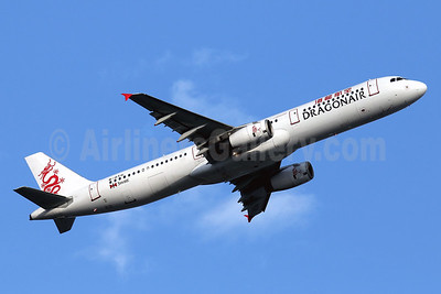 Dragonair Airbus A321-231 B-HTG (msn 1695) HKG (Javier Rodriguez). Image: 936048.
