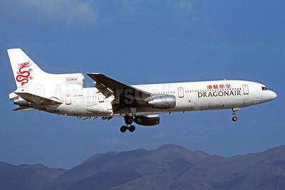Dragonair Lockheed L-1011-385-1 TriStar 1 VR-HMW (msn 1094) HKG (Christian Volpati Collection). Image: 930529.