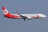 Fuzhou Airlines Boeing 737-86J WL B-1559 (msn 37773) TSN (Michael B. Ing). Image: 939396.