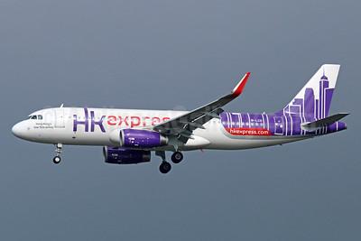 HK Express Airbus A320-232 WL B-LCD (msn 6302) NRT (Michael B. Ing). Image: 929622.