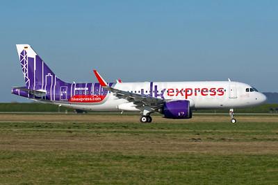 HK Express Airbus A320-271N WL D-AUBL (B-LCP) (msn 7598) XFW (Gerd Beilfuss). Image: 941191.