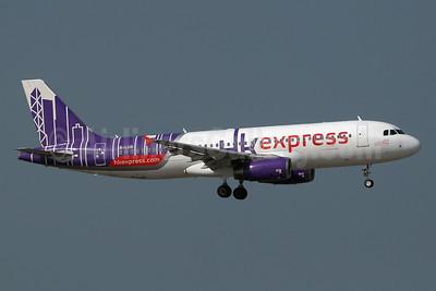 HK Express Airbus A320-232 B-LCB (msn 2322) HKG (Paul Denton). Image: 934168.