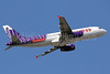HK Express Airbus A320-232 B-LCI (msn 4445) HKG (Javier Rodriguez). Image: 937243.