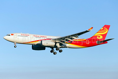Hainan Airlines Airbus A330-243 B-6118 (msn 881) FCO (Stefan Sjogren). Image: 938458.