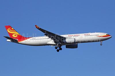 Hainan Airlines Airbus A330-343 B-6527 (msn 1178) PEK (Michael B. Ing). Image: 909545.