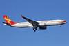 Hainan Airlines Airbus A330-343X B-6527 (msn 1178) PEK (Michael B. Ing). Image: 909545.