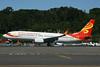 Hainan Airlines Boeing 737-84P WL B-5520 (msn 35765) BFI (Nick Dean). Image: 905203.