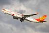 Hainan Airlines Airbus A330-243 B-6088 (msn 906) (Dynasty) BRU (Karl Cornil). Image: 905418.