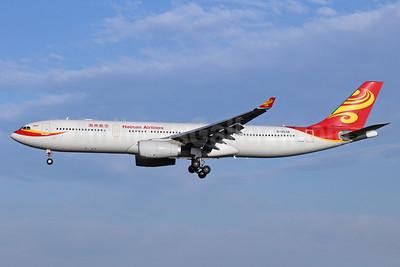 Hainan Airlines Airbus A330-343 B-6539 (msn 1255) PEK (Michael B. Ing). Image: 910076.