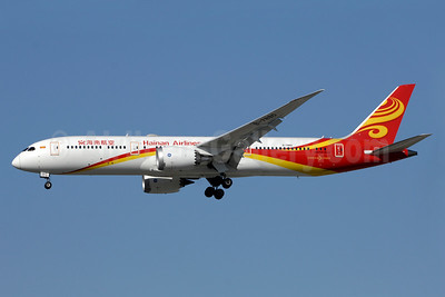 Hainan Airlines Boeing 787-9 Dreamliner B-7880 (msn 60283) YYZ (TMK Photography). Image: 937707.