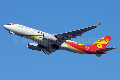 Hainan Airlines Airbus A330-243 B-6133 (msn 982) FCO (Marco Finelli). Image: 937169.