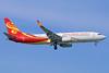Hainan Airlines Boeing 737-86N WL B-5428 (msn 36542) BKK (Michael B. Ing). Image: 937034.