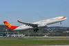 Hainan Airlines Airbus A330-343X B-6527 (msn 1178) ZRH (Andi Hiltl). Image: 907705.