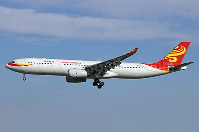 Hainan Airlines Airbus A330-343 B-6529 (msn 1190) PEK (Michael B. Ing). Image: 913221.