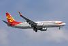 Hainan Airlines Boeing 737-86N WL B-5481 (msn 35649) SIN (Michael B. Ing). Image: 908199.