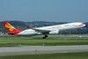 Hainan Airlines Airbus A330-343X B-6529 (msn 1190) ZRH (Andi Hiltl). Image: 913220.