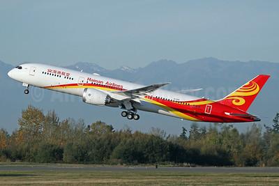 Hainan Airlines Boeing 787-9 Dreamliner B-1345 (msn 38781) PAE (Nick Dean). Image: 939740.