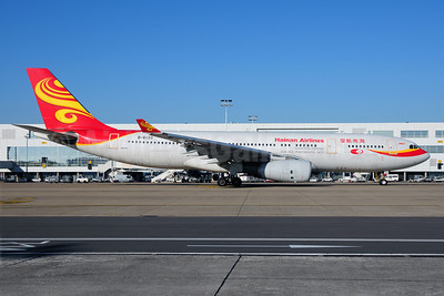 Hainan Airlines Airbus A330-243 B-6133 (msn 982) (National Centre for the Performing Arts) BRU (Ton Jochems). Image: 907704.
