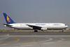 Hainan Airlines Boeing 767-34P ER B-2490 (msn 33047) DXB (Jay Selman). Image: 402037.