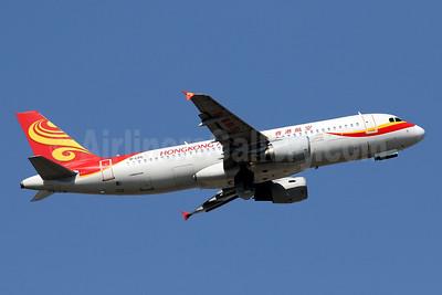 Hong Kong Airlines Airbus A320-214 B-LPC (msn 5147) HKG (Javier Rodriguez). Image: 948415.