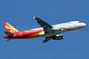 Hong Kong Airlines Airbus A320-214 B-LPG (msn 5266) HKG (Javier Rodriguez). Image: 936066.
