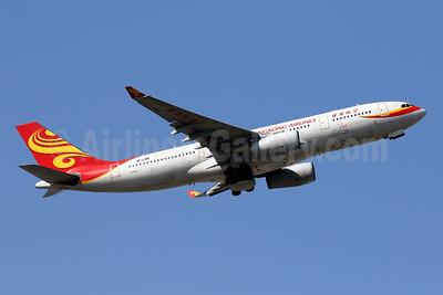 Hong Kong Airlines Airbus A330-243 B-LNK (msn 1286) HKG (Javier Rodriguez). Image: 948421.