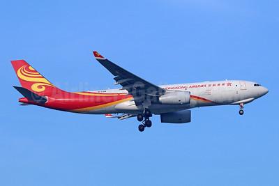 Hong Kong Airlines Airbus A330-243F B-LNW (msn 1320) BKK (Michael B. Ing). Image: 948423.