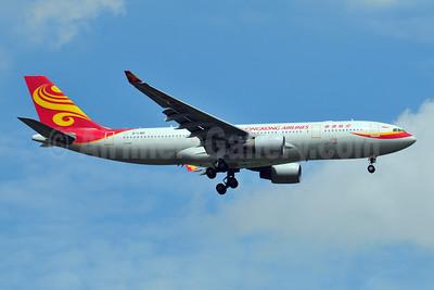 Hong Kong Airlines Airbus A330-223 B-LND (msn 1042) BKK (Ken Petersen). Image: 907500.