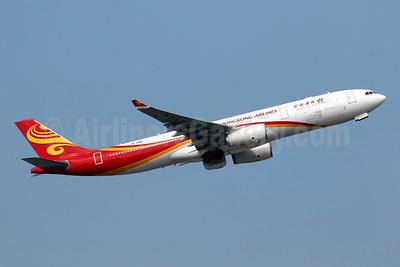 Hong Kong Airlines Airbus A330-343 B-LNS (msn 1105) HKG (Javier Rodriguez). Image: 948426.