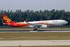 Hong Kong Airlines Airbus A330-343X B-LNN (msn 1369) PEK (Michael B. Ing). Image: 921705.
