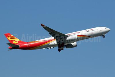 Hong Kong Airlines Airbus A330-343 B-LNM (msn 1358) HKG (Javier Rodriguez). Image: 948424.