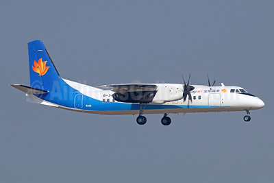Joy Air Xian MA60 B-3421 (msn 0610) TSN (Michael B. Ing). Image: 939381.