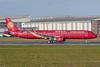 Juneyao Airlines Airbus A321-211 WL D-AVZU (B-1808) (msn 5876) (Sharklets) XFW (Gerd Beilfuss). Image: 921053.
