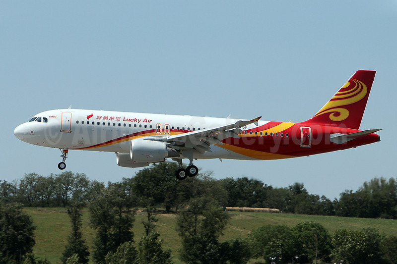 Lucky Air-HNA Airbus A320-214 F-WWDP (B-6943) (msn 5172) TLS (Olivier Gregoire). Image: 908582.