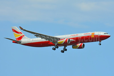 Lucky Air Airbus A330-343 F-WWYM (B-305W) (msn 1866) TLS (Paul Bannwarth). Image: 943001.