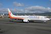 OKAir (Okay Airways Company) Boeing 737-8H0 WL B-5562 (msn 37934) HNL (Ivan K. Nishimura). Image: 909864.