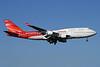 Oasis Hong Kong Airlines Boeing 747-412 B-LFB (msn 24065) LGW (Antony J. Best). Image: 900683.