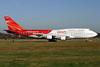 Oasis Hong Kong Airlines Boeing 747-412 B-LFB (msn 24065) LGW (Antony J. Best). Image: 900684.