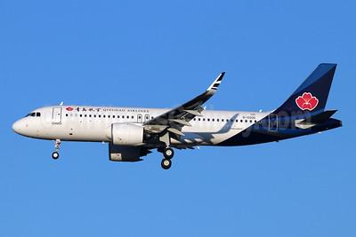 Qingdao Airlines Airbus A320-271N WL B-000D (msn 9181) TSN (Michael B. Ing). Image: 947989.
