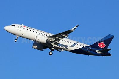 Qingdao Airlines Airbus A320-271N WL B-000D (msn 9181) TSN (Michael B. Ing). Image: 947990.