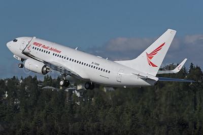 Ruili Airlines Boeing 737-7ME WL B-7088 (msn 60462) BFI (James Helbock). Image: 934325.