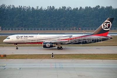 SF Airlines Boeing 757-2Z0 (F) B-2845 (msn 27512) PEK (Michael B. Ing). Image: 924963.