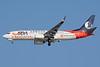 Shandong Airlines-SDA Boeing 737-89L WL B-1987 (msn 41096) ICN (Richard Vandervord). Image: 930061.