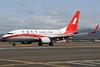 Shanghai Airlines Boeing 737-76D WL B-5269 (msn 35779) HNL (Ivan K. Nishimura). Image: 906428.