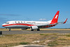 Shanghai Airlines Boeing 737-86D WL B-5610 (msn 37906) HNL (Ivan K. Nishimura). Image: 913490.