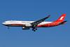 Shanghai Airlines Airbus A330-343 B-6096 (msn 862) HND (Akira Uekawa). Image: 921861.
