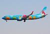 Shenzhen Airlines Boeing 737-87L WL B-5606 (msn 39143) (Universiade 2011) PEK (Yuji Wang). Image: 910836.