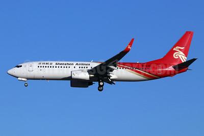 Shenzhen Airlines Boeing 737-87L WL B-5381 (msn 35528) PEK (Michael B. Ing). Image: 944485.