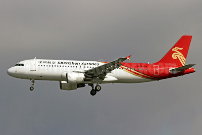 Shenzhen Airlines Airbus A320-214 B-6358 (msn 3435) NRT (Michael B. Ing). Image: 909998.